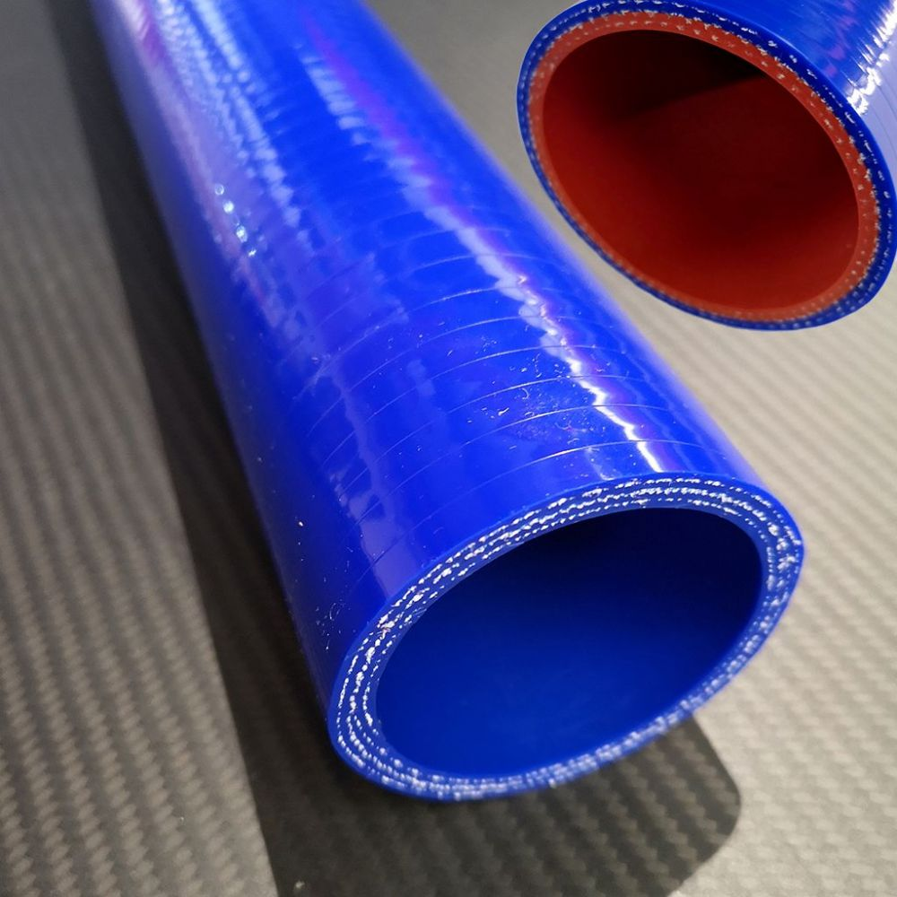 76mm Straight High Temp Silicone Hose from 10cm